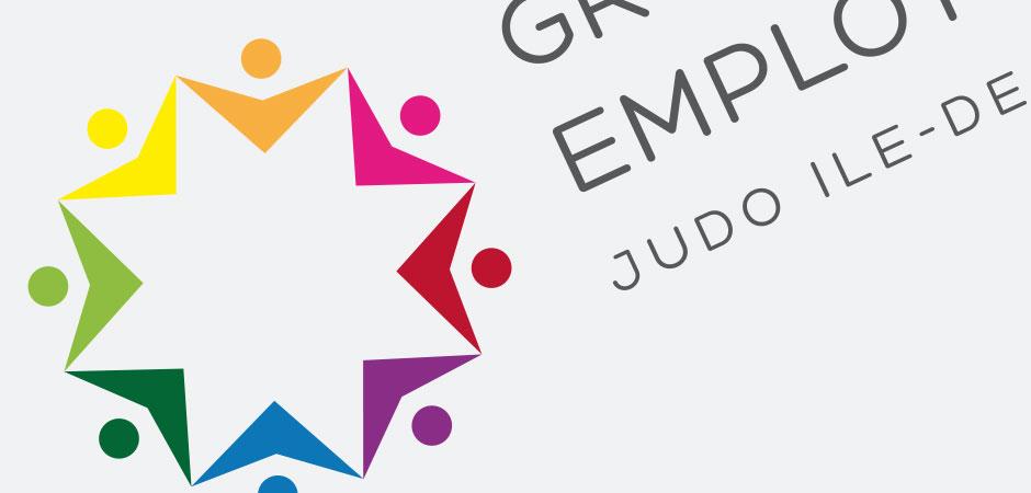 creation logo judo